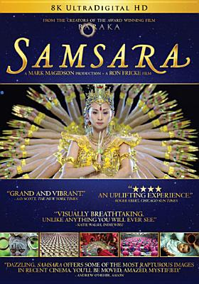 SAMSARA BY FRICKE,RON (DVD)