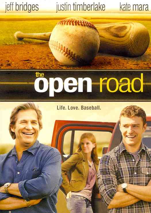 OPEN ROAD BY TIMBERLAKE,JUSTIN (DVD)